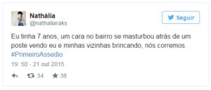 Twitter - #primeiroassedio