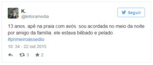 Twitter #primeiroassedio