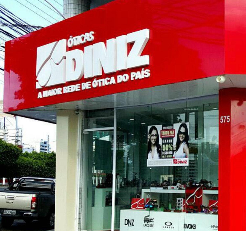 516369615200a Óticas Diniz passa por transformação digital e lança loja conceito de João  Pessoa