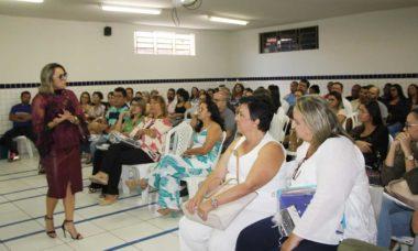 Professores de Petrolina participam do I Encontro Pedagógico 2019 com o  tema  Vamos de mãos dadas  149c533b3e