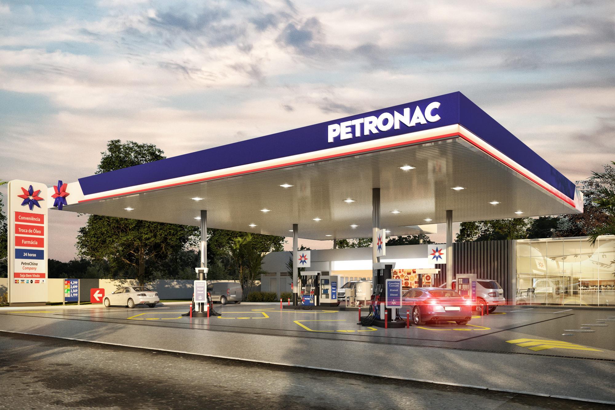 Resultado de imagem para Petronac Combustíveis inaugura Postos com bandeira própria