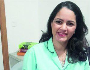 Nutricionista Silene Alves